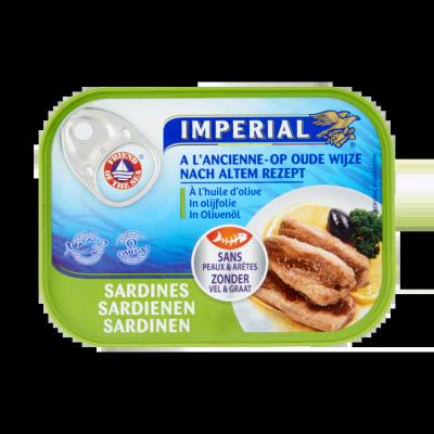 Imperial Sardienen in Olijfolie