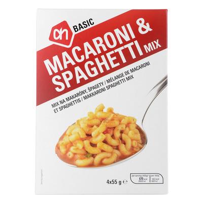 Budget Huismerk Macaroni & spaghetti mix