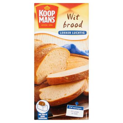 Koopmans Witbrood Lekker Luchtig 450 g