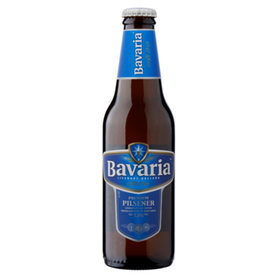 Bavaria Premium Pilsener Fles