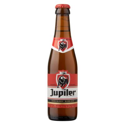 Jupiler Blond Bier Fles