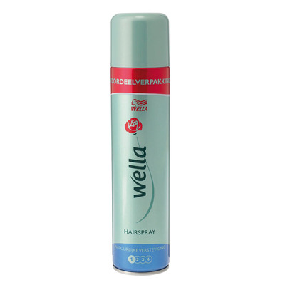 Wella Haarspray glanzend hold ultra strong