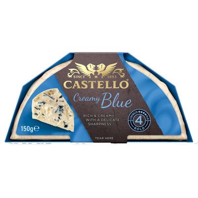 Castello Creamy blue 70+