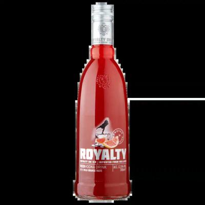Royalty RedVodka Drink