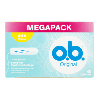 O.B. Tampons classic normaal