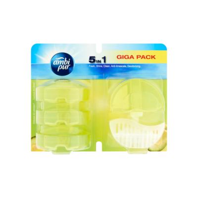Ambi Pur 5 in 1 Citroen & Limoen Giga Pack