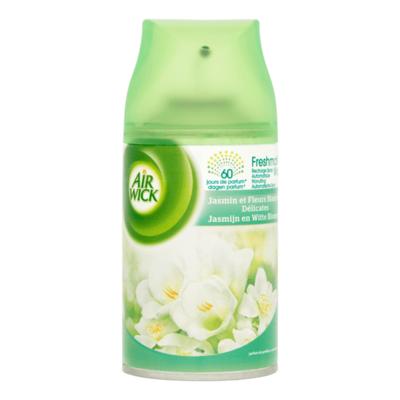 Air Wick Freshmatic Max Navulling Automatische Spray Jasmijn en Witte Bloemen