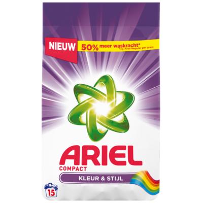 Ariel Poeder wasmiddel color 15 wasbeurten