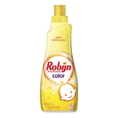 Robijn Wasmiddel klein & krachtig color Zwitsal