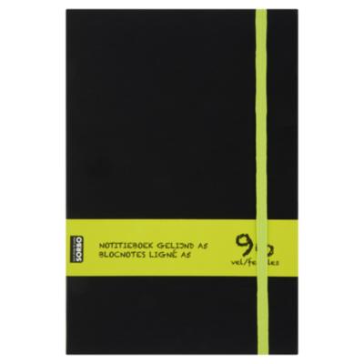 Sorbo Notitieboek A5 harde kaft gelijnd
