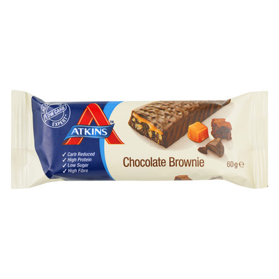 Atkins Chocolate brownie