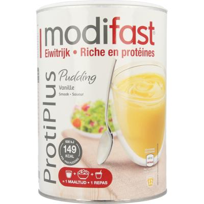 Modifast ProtiPlus Pudding Vanille