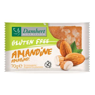 Damhert Amandine amazing glutenvrij