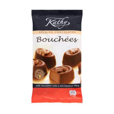 Kathy Belgian Milk Chocolate Bouchées