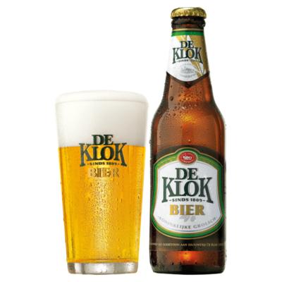 De Klok Bier Fles