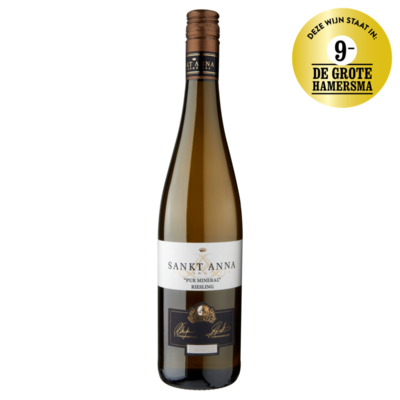 Sankt Anna Pur Mineral Riesling