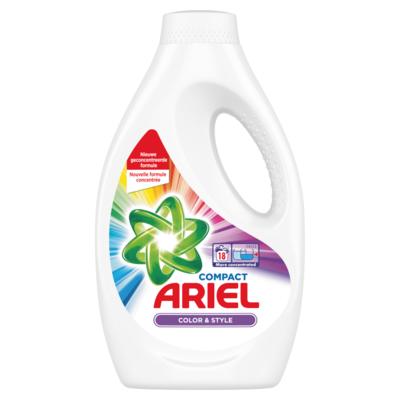 Ariel Kleur & Stijl Vloeibaar Wasmiddel 990ML 18 Wasbeurten