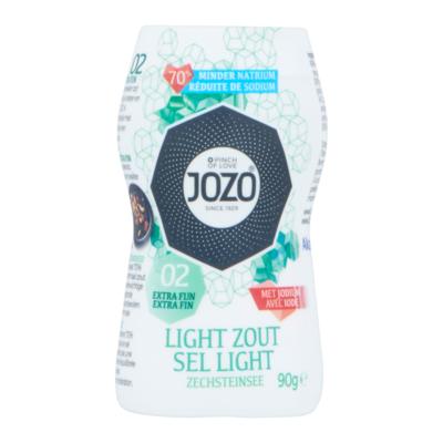 JOZO 02 Extra Fijn Light Zout