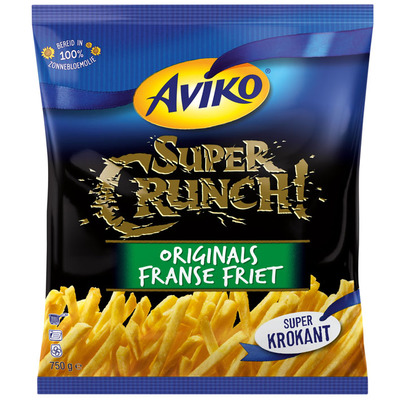 Aviko SuperCrunch originals Franse frites