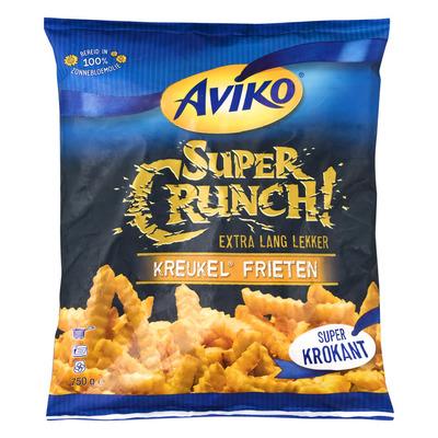 Aviko SuperCrunch kreukel frieten