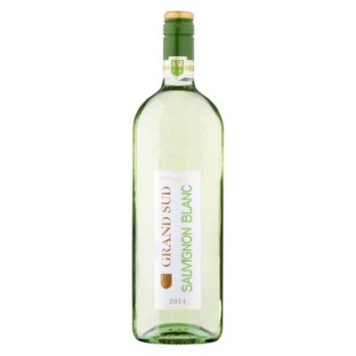 Grand Sud Sauvignon Witte Frisse Droge Wijn