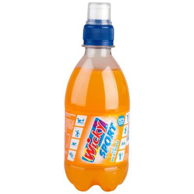 Wicky Sportdrank orange