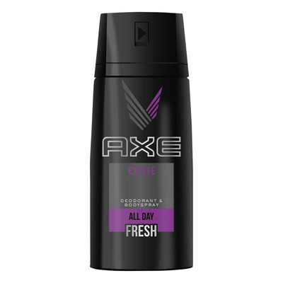 Axe Deodorant spray excite