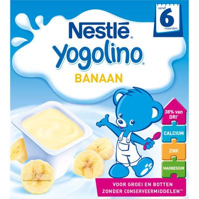 Nestlé Yogolino banaan