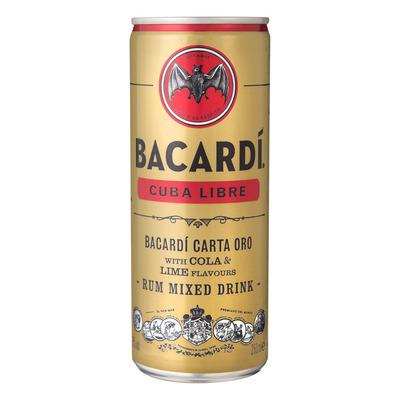 Bacardi Cuba Libre