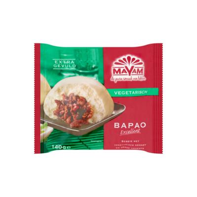 Mayam Vegetarisch Bapao Excellent