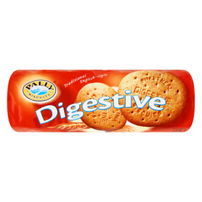 Pally Biscuits Digestive