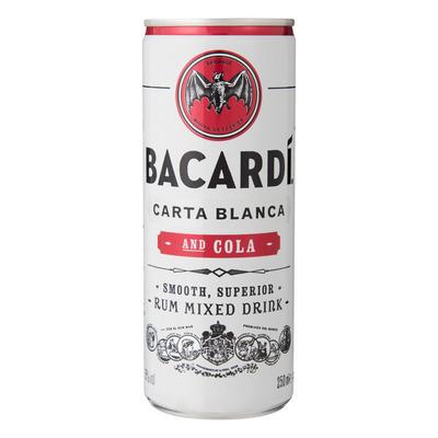 Bacardi Rum & cola