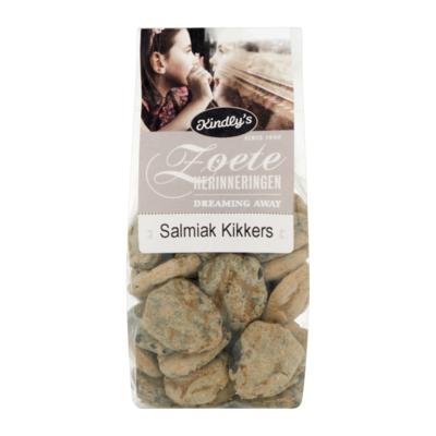 Kindly's Zoete Herinneringen Dreaming Away Salmiak Kikkers
