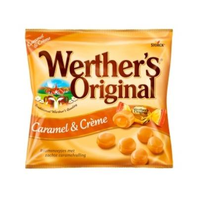 Werthers Original caramel & creme