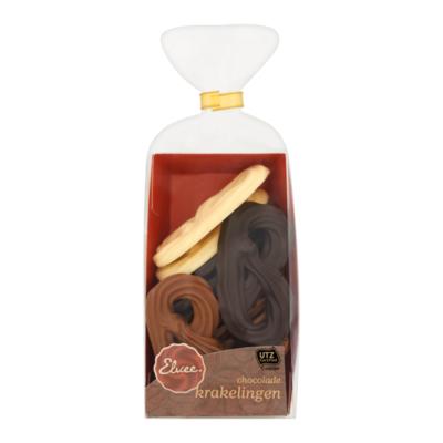 Elvee Chocolade Krakelingen