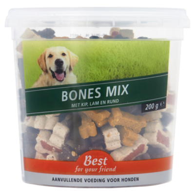 Best For Your Friend Snackbox bonesmix