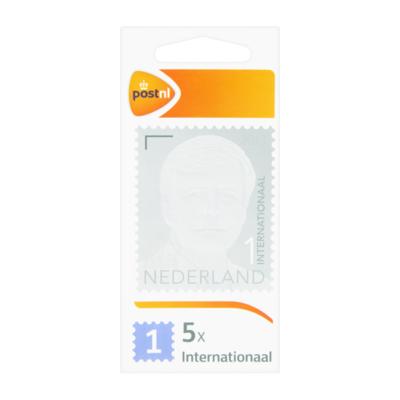 PostNL Internationaal 1 Postzegels