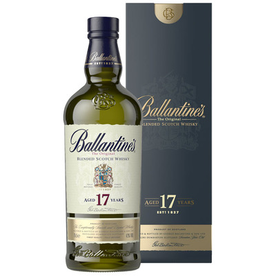 Ballantine's Blended Scotch whisky 17 years
