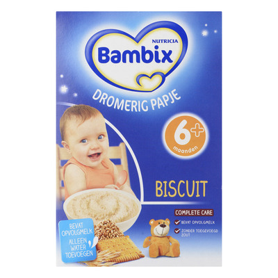 Bambix Avondpapje biscuit