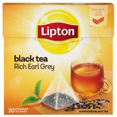 Lipton Zwarte thee earl grey