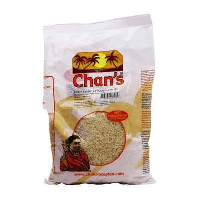 Chan's Surinaamse Rijst