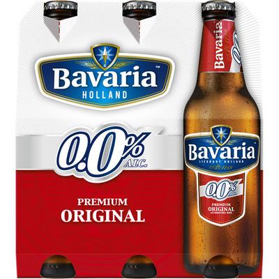 Bavaria 0.0% Original fles pils alcoholvrij bier