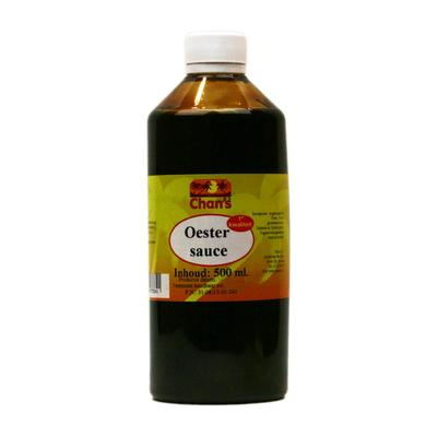 Chan's Oyster Sauce