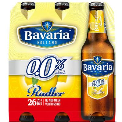 Bavaria Radler lemon 0.0%