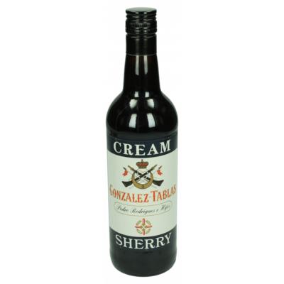 Barbadillo Gonzales sherry cream