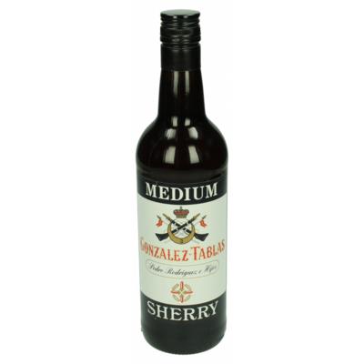 Barbadillo Gonzales sherry medium