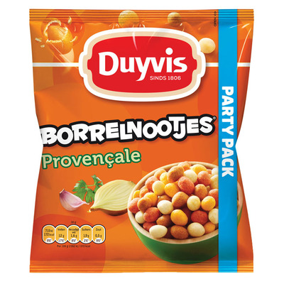 Duyvis Borrelnoot provencale