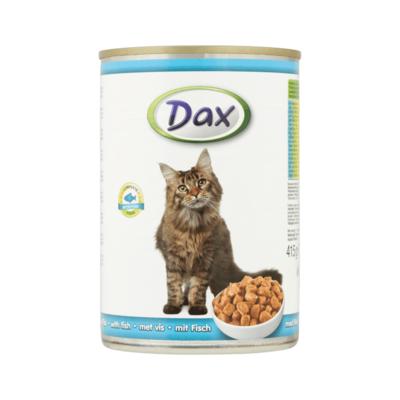 Dax Complete Food met Vis