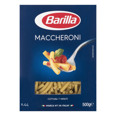 Barilla Maccheroni n.44