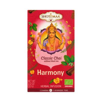 Shoti Maa Classic Chai without Black Tea Harmony Herbal Infusion